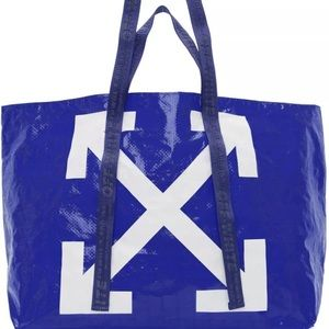 OFF-WHITE Arrows Tote Bag 2019 Brand New
